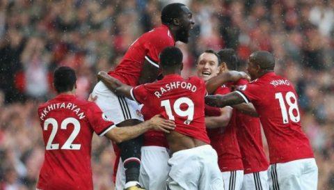Man United xứng danh vua ghi bàn phút cuối
