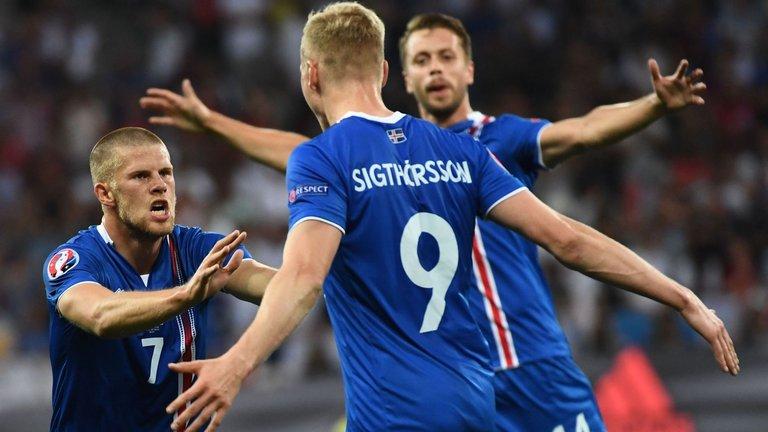 Vùi dập Thổ Nhĩ Kỳ, Iceland rộng cửa lần đầu dự World Cup