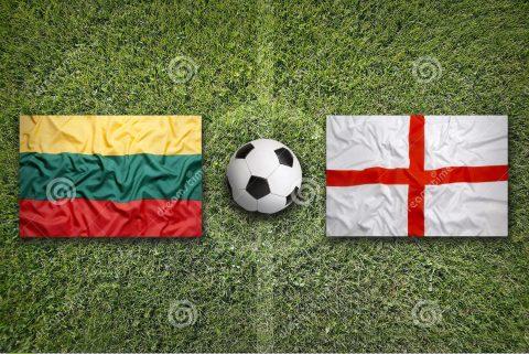 Nhận định Lithuania vs Anh, 23h00 ngày 8/10: Kép phụ lên tiếng