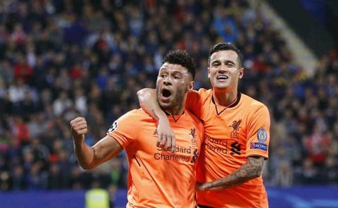 Bảng E Champions League: Liverpool hủy diệt Maribor, Sevilla bất ngờ thua sốc