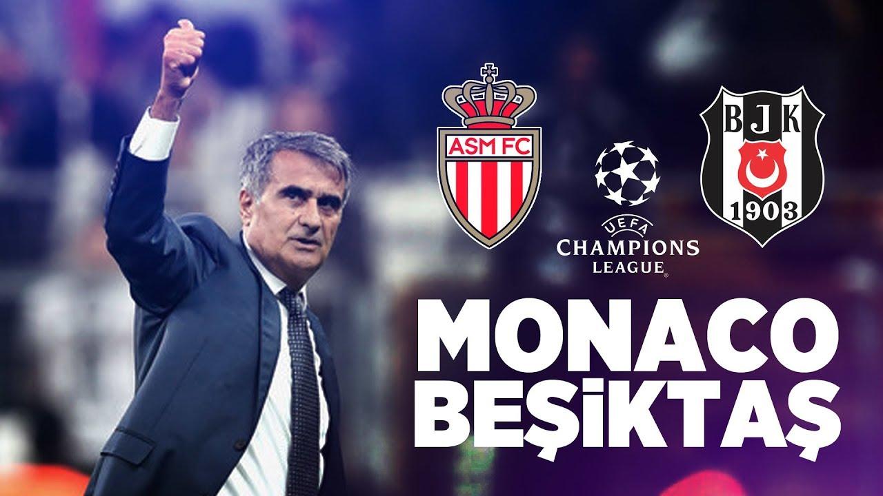Nhận định Monaco vs Besiktas, 01h45 ngày 18/10: Thắng là mệnh lệnh
