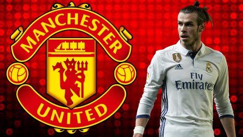Điểm tin sáng 11/10: M.U nhận cú hích vụ Gareth Bale; Robben chia tay ĐT Hà Lan