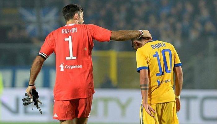 Dybala sút hỏng 11m, Juventus đòi lại ngôi đầu bất thành