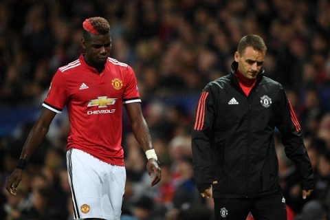 MU dẫn đầu về chấn thương tại Premier League