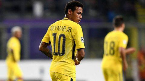 """Neymar bị phạt triệu USD vì """"trốn thuế"""""""