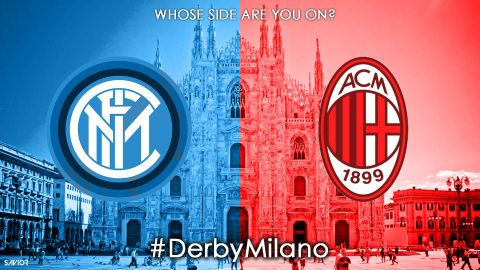 Những lời thách thức trước derby Milano