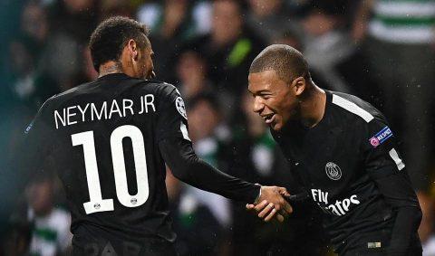 Hiểm họa rình rập trong sự kết hợp Neymar và Mbappe