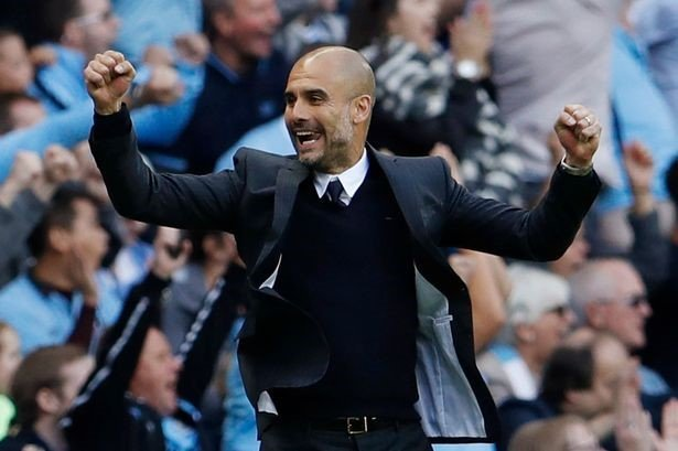 """Guardiola :""""Tôi đang cực phấn khích vì Man City chơi quá hay!"""""""