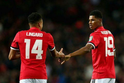 Với Rashford và Lingard, Man Utd sắp đạt kỉ lục vô tiền khoáng hậu
