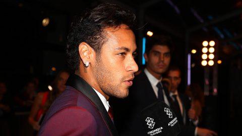 Neymar nói gì sau kết quả The Best 2017?