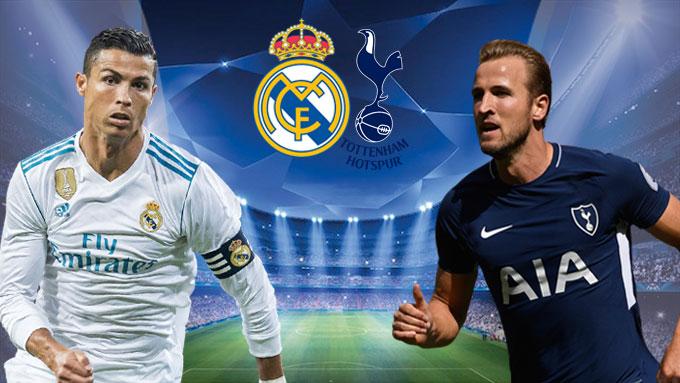 """Nhận định Real Madrid vs Tottenham, 01h45 ngày 18/10: Đẳng cấp """"ông kẹ"""""""