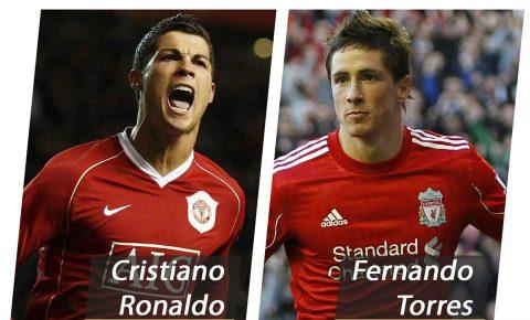 So sánh đội hình hay nhất thế kỷ 21 của Man United và Liverpool