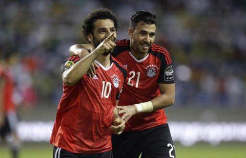 Salah chói sáng, Ai Cập có vé dự World Cup sau 28 năm chờ đợi