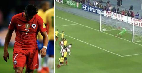 """Arsenal đã """"ám"""" Sanchez mất World Cup?"""