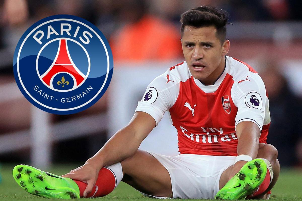 PSG sẽ bán Cavani, quyết tậu Sanchez vào TTCN Hè 2018