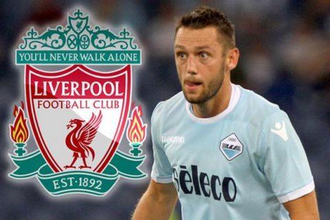 Từ bỏ Van Dijk, nửa đỏ vùng Merseyside quyết chiêu mộ hàng hot Lazio