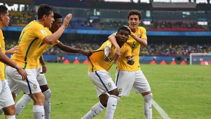 Nhận định U17 Niger vs U17 Brazil, 21h30 ngày 13/10: Không bung hết sức