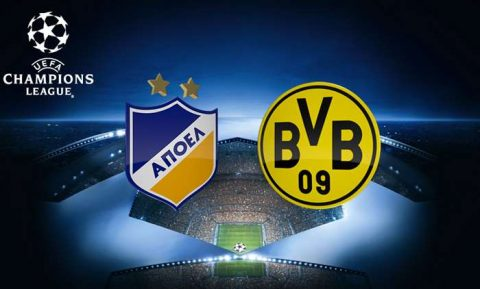 Nhận định APOEL vs Dortmund, 01h45 ngày 18/10: Nỗi sầu từ quốc nội
