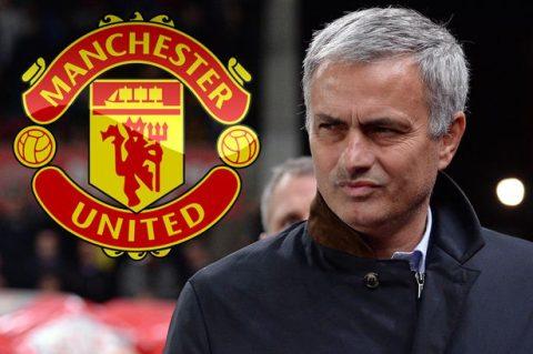 CỰC NÓNG: Man Utd chốt tương lai Jose Mourinho