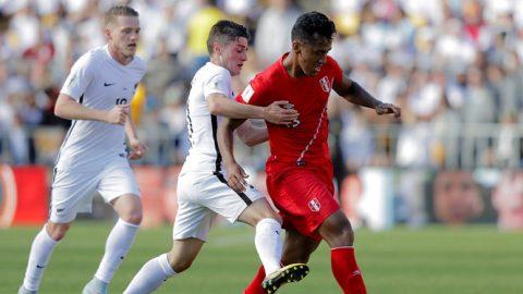 Play-off World Cup 2018: Peru bị cầm hòa đáng tiếc trên sân New Zealand
