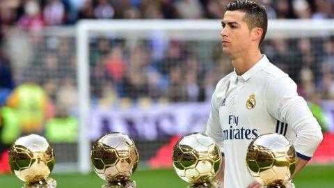 Ronaldo chỉ xứng danh Quả bóng vàng nửa mùa?