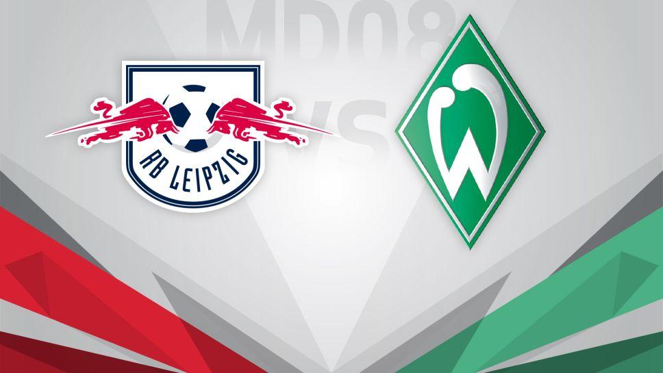 Nhận định RB Leipzig vs Bremen, 21h30 ngày 25/11: Tiếp đà hồi sinh