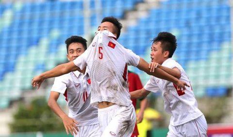U19 Việt Nam có nguy cơ lọt bảng tử thần ở VCK U19 châu Á 2018