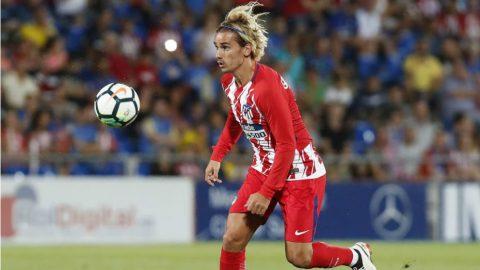 Điểm tin sáng 10/11: Atletico sẵn sàng bán Griezmann; Man City nâng lương cho Jesus