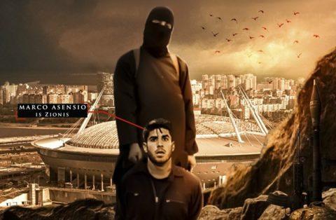 Đến lượt sao trẻ Real Madrid bị IS dọa xử tử