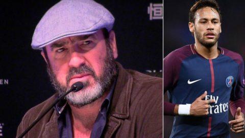 """Eric Cantona nói về Neymar: """"Mới 25 tuổi, chơi cho Barcelona, vậy sang Pháp làm gì?"""""""