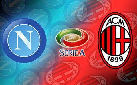 Nhận định Napoli vs AC Milan, 02h45 ngày 19/11: Bắt gọn hổ giấy