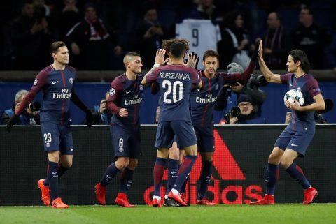 Ở Ligue 1 bây giờ, ai hơn được PSG?