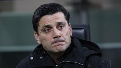 CHÍNH THỨC: Milan sa thải Montella, bổ nhiệm Gattuso làm HLV mới