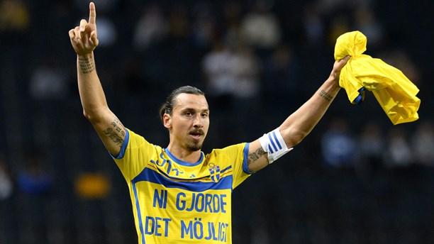 Zlatan Ibrahimovic: Ông vua hết thời của bóng đá Thụy Điển