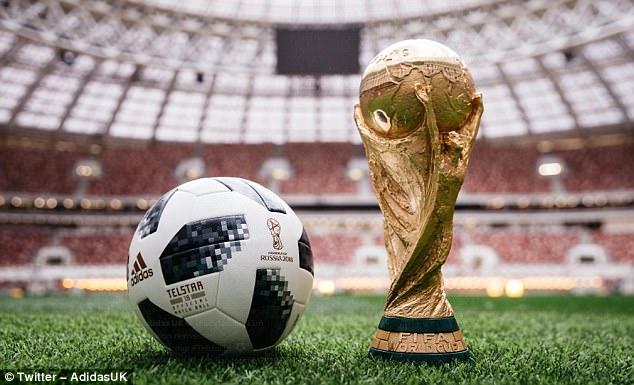 FIFA CHÍNH THỨC công bố trái bóng được sử dụng tại World Cup 2018