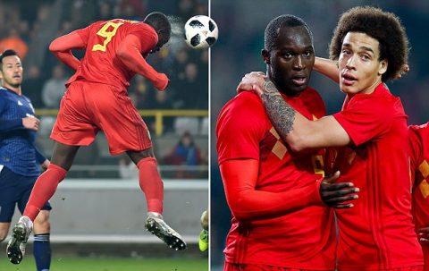 SỐC: FIFA không công nhận kỷ lục ghi bàn của Lukaku ở tuyển Bỉ