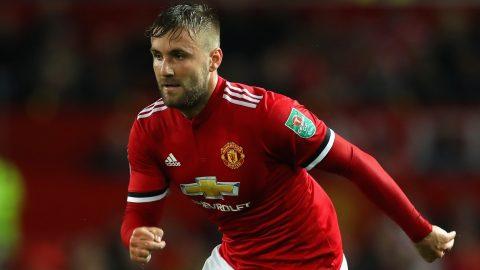 """Hết hy vọng, Luke Shaw chuẩn bị """"bật bãi"""" khỏi Man United"""