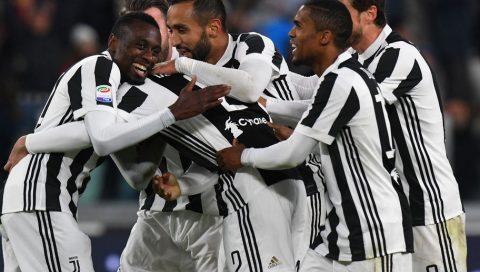 Thắng tưng bừng trên sân nhà, Juventus giữ lửa cho cuộc đua vô địch Serie A