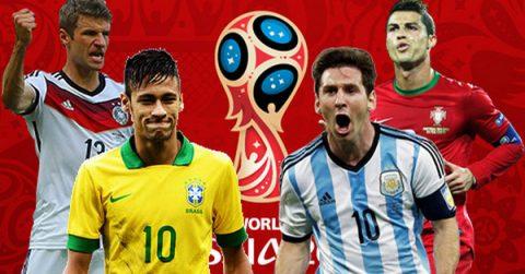 World Cup 2018: Nhiều khả năng sẽ xuất hiện bảng tử thần