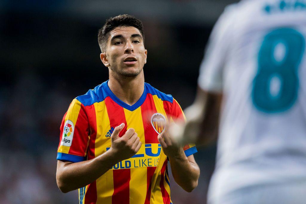 Carlos Soler – 'David Silva mới' được Mourinho thèm khát là ai?