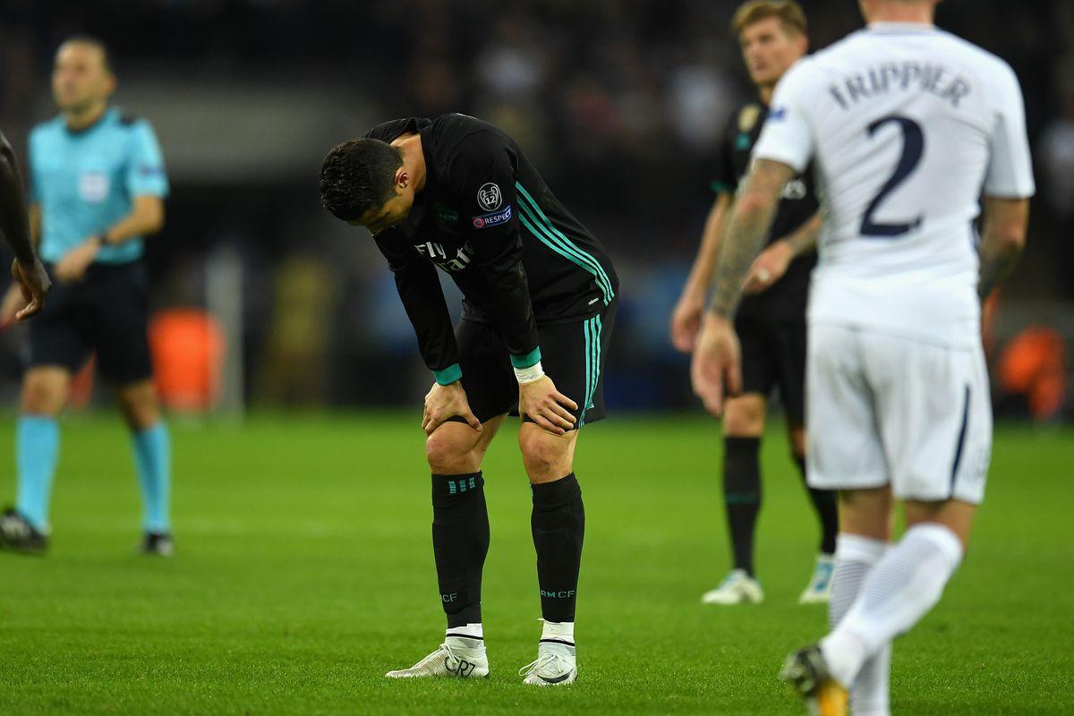 Sau 5 năm, Real mới để thua ở vòng bảng Champions League