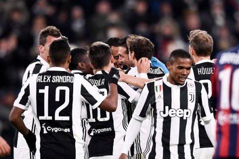 Sau vòng 14 Serie A: TOP đầu chia nửa buồn vui
