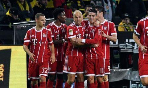Sau vòng 11 Bundesliga: Hùm xám lên đỉnh; Dortmund rơi vào khủng hoảng