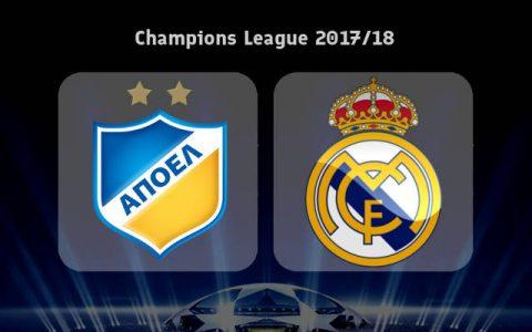 Nhận định APOEL Nicosia vs Real Madrid, 02h45 ngày 22/11: Đi qua giông bão