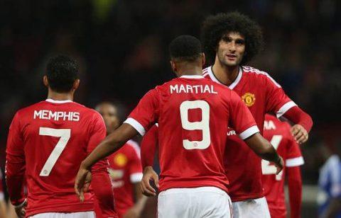 """Arsenal mưu đồ đánh cắp 3 """"hàng hot"""" của Man Utd"""