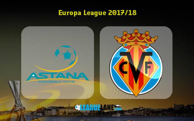 Nhận định Astana vs Villarreal, 23h00 ngày 23/11: Đoạt vé sớm