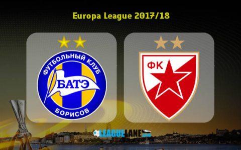 Nhận định BATE Borisov vs Crvena Zvezda, 01h00 ngày 24/11: Điểm tựa Borisov Arena
