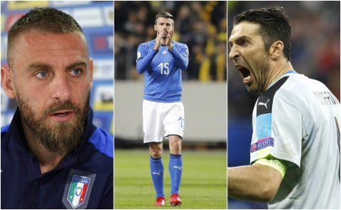 Tiếp bước Buffon, 2 sao bự tuyển Ý tuyên bố giải nghệ