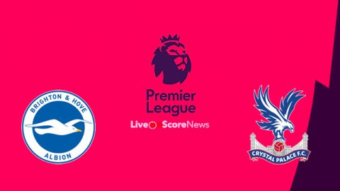 Nhận định Brighton vs Crystal Palace, 02h45 ngày 29/11: Lợi thế sân nhà
