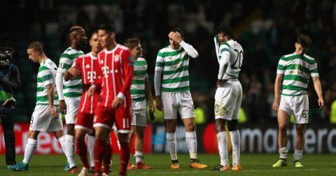 Đá không tiền đạo, Bayern nhọc nhằn vượt ải Celtic